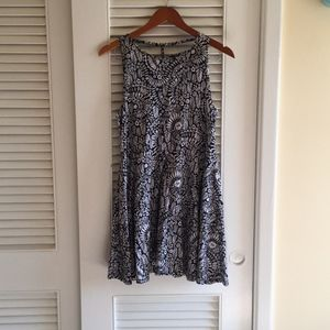 Aeropostale Print Dress